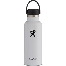 Hydro Flask Standard Mouth Flex 18 Bottle 532ml White